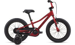 Specialized Riprock Coaster 16 - Candy Red/Black/White