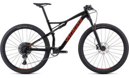 Specialized Men's Epic Comp Alloy - Satin Black/Rocket Red