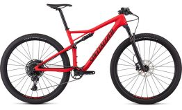 Specialized Men's Epic Comp Carbon - Satin Flo Red/Black