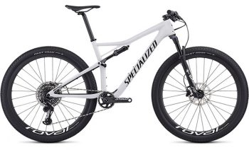 Specialized Men's Epic Pro - Gloss White/Tarmac Black