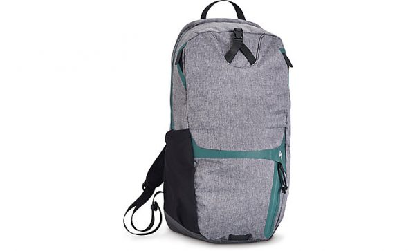 Specialized Women's Base Miles Featherweight Backpack - Heather Grey/Turquoise