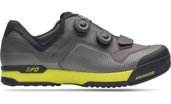 Specialized 2FO Cliplite - Charcoal/Ion