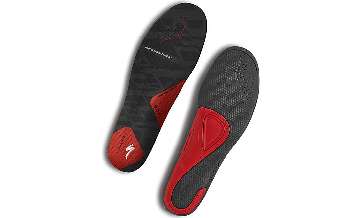 Specialized Body Geometry SL Footbeds - Red +