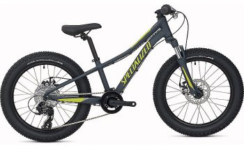 Specialized Riprock 20 - Carbon Grey/Hyper/Cool Grey
