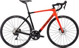Specialized Roubaix Sport - Gloss Rocket Red/Black Fade/Rocket Red/Clean