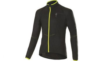 Specialized Deflect Comp Wind Jacket - Black