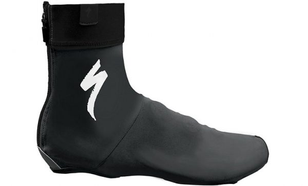 Specialized Shoe Cover S-logo - Black/White