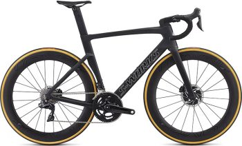Specialized S-Works Venge Disc Di2 2019 - Satin Black/Silver Holo/Clean