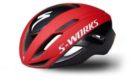 Specialized S-Works Evade with ANGi - Team Red/Black