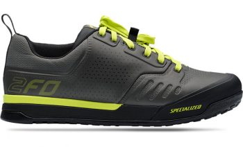 Specialized 2FO Flat 2.0 - Charcoal/Ion