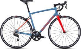 Specialized Allez Elite - Gloss Storm Gray/Rocket Red