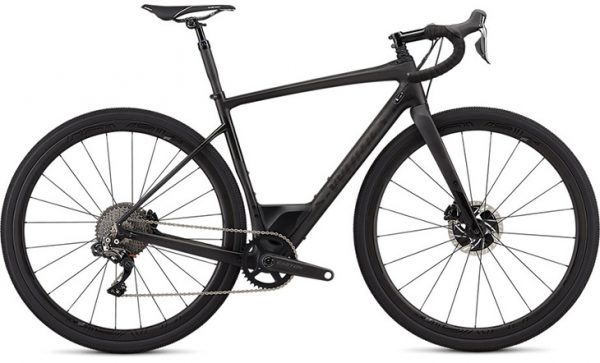 Specialized Men's S-Works Diverge - Satin Carbon/Gloss Black