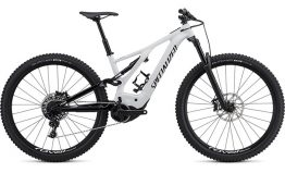 Specialized Men's Turbo Levo Comp - White/Tarmac Black