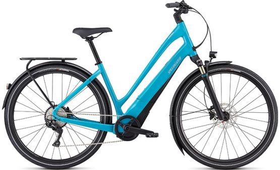 Specialized Turbo Como 4.0 - Aqua/Black/Chrome