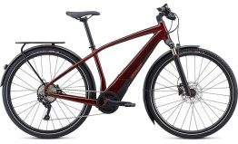 Specialized Turbo Vado 4.0 - Metallic Crimson/Black/Rocket Red
