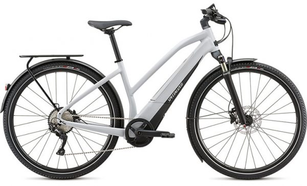 Specialized Turbo Vado 4.0 Step-Through - Dove Grey/Black/Liquid Silver