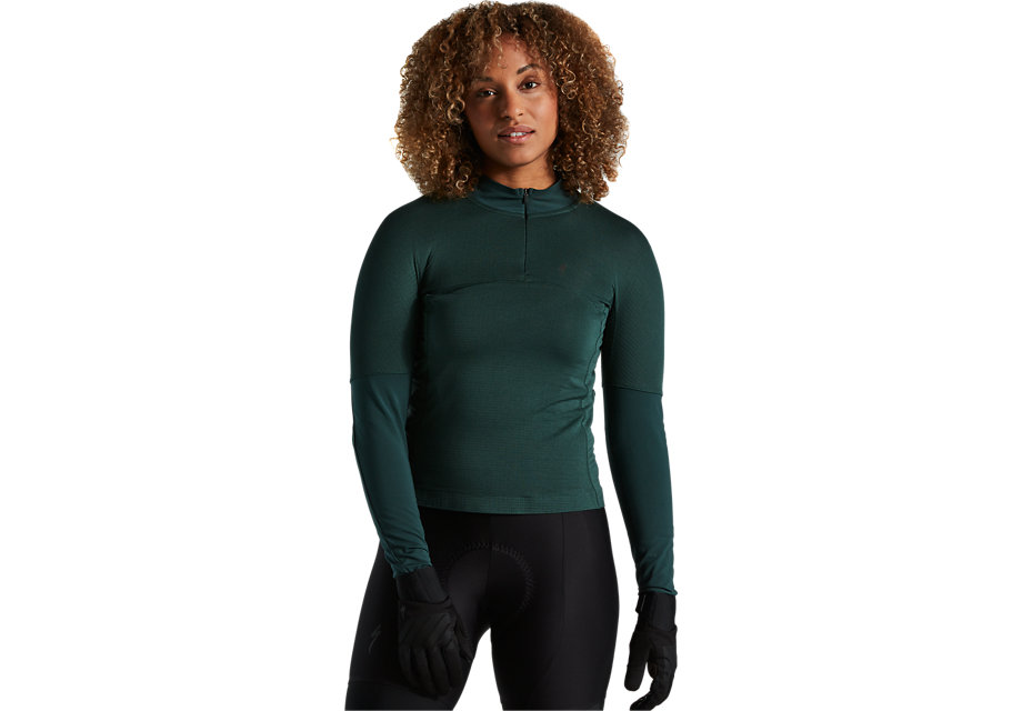 womens-prime-series-thermal-jersey-forest-green