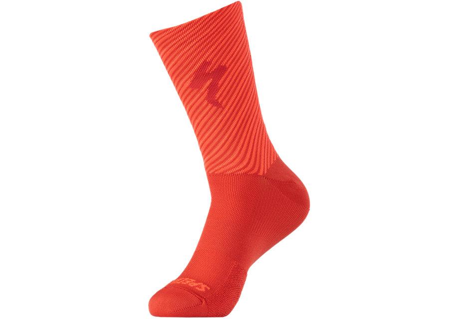 soft-air-road-tall-logo-sock-flo-red