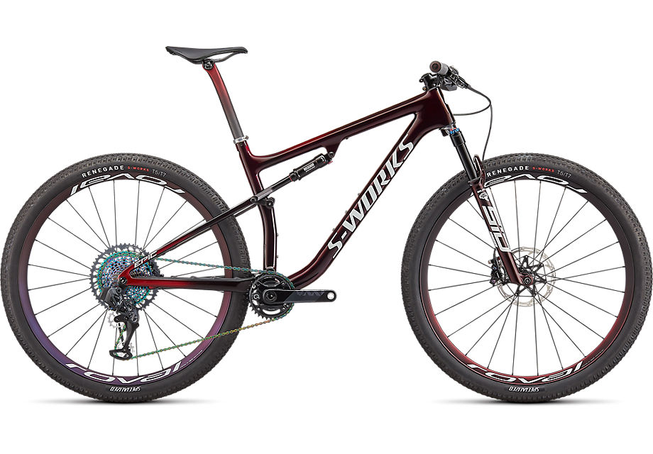 s-works epic - speed of light